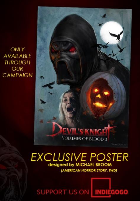 Devil's Knight Poster Promo